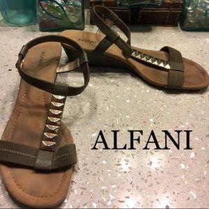 Alfani Sandals 7.5